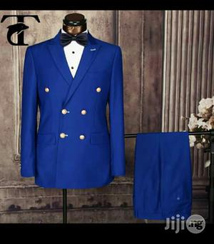Double Breasted Suit - MATADOR   Clothing for sale in Lagos State, Lagos Island (Eko)