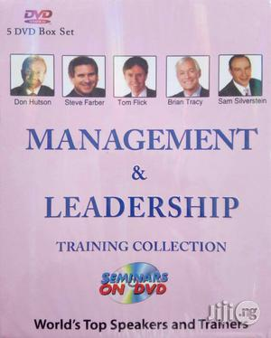 Management And Leadership - Training Collection(FREE SHIPPING) | CDs & DVDs for sale in Oyo State, Akinyele