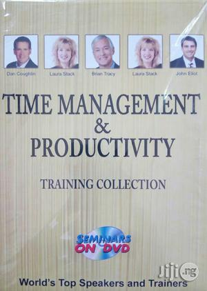 Time Management And Productivity - Training Collection | CDs & DVDs for sale in Oyo State, Akinyele