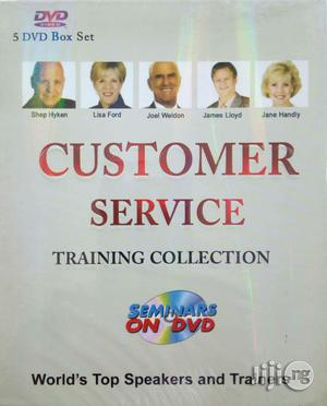 Customer Service - Traning Collection | CDs & DVDs for sale in Oyo State, Akinyele