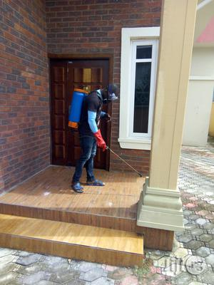 Fumigation/Cleaning/Tiles Polishing | Cleaning Services for sale in Lagos State, Ajah