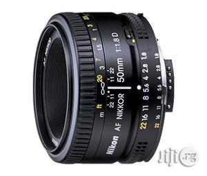 Nikon AF FX NIKKOR 50mm F/1.8d Prime Lens With Manual Aperture Control   Accessories & Supplies for Electronics for sale in Lagos State