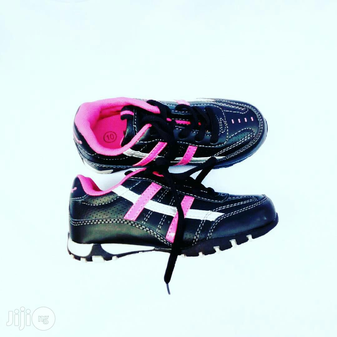 Archive: Black and Pink Canvas