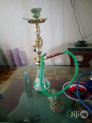 Big Shisha Hookah Pot -Green   Tobacco Accessories for sale in Lagos State, Ojo
