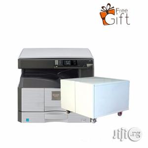 Sharp Digital Photocopier - AR 6020 + Stand + A4 Paper | Printers & Scanners for sale in Lagos State, Ikeja
