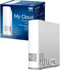Western Digital My Cloud Personal Storage - 2TB - White | Computer Hardware for sale in Lagos State