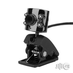 Majestic HD Webcam Camera With Microphone Mic For PC Laptop   Computer Accessories  for sale in Lagos State, Ikeja