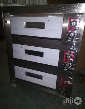 6 Trays 3 Deck Industrial Gas Oven   Industrial Ovens for sale in Edo State