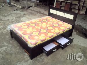 Bed With Mattress   Furniture for sale in Lagos State, Lekki
