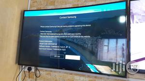 55 Inches Samsung Smart Curved UHD 4K TV. | TV & DVD Equipment for sale in Lagos State, Ojo