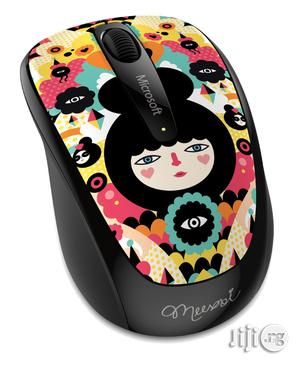 Microsoft Wireless Mobile Mouse 3500 | Computer Accessories  for sale in Lagos State