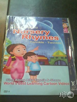 Nursery Rhymes - Educational Dvd   CDs & DVDs for sale in Oyo State, Akinyele