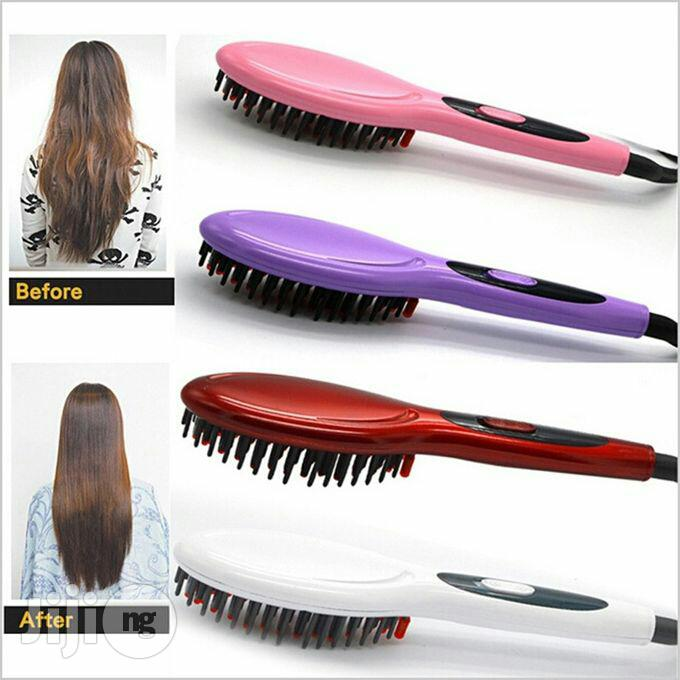 Natural Hair BRUSH   Tools & Accessories for sale in Garki 1, Abuja (FCT) State, Nigeria