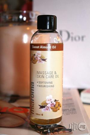 Miaroma Sweet Almond Oil (100ml)   Skin Care for sale in Lagos State, Lekki