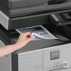 Sharp AR 6020 Digital Photocopier - Newest Model | Printers & Scanners for sale in Lagos State, Ikeja