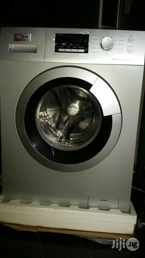 LG WASHING MACHINE ( 8kg ) | Home Appliances for sale in Lagos State, Ojo