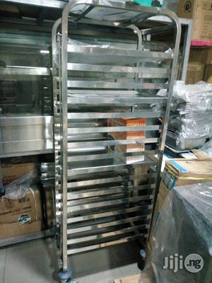 Mobile Bread Rack And Shelves | Store Equipment for sale in Lagos State, Ojo