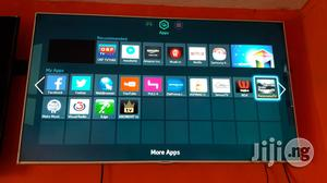 55 Inches Samsung Smart Full HD 3D Led Tv | TV & DVD Equipment for sale in Lagos State, Ojo