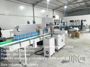 Bottle Water Packaging Machines | Manufacturing Equipment for sale in Lagos State, Ojo