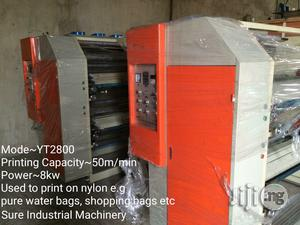 Nylon Extruder Printing Bag Making Recycling Punching Machine | Manufacturing Equipment for sale in Lagos State, Ojo