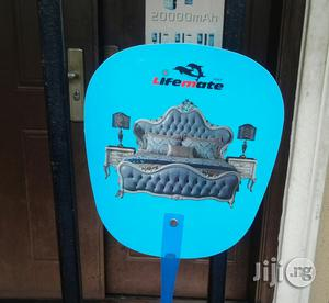 Fancy Hand Fan, Customized Available On Bethelmendels | Computer & IT Services for sale in Lagos State, Ikeja