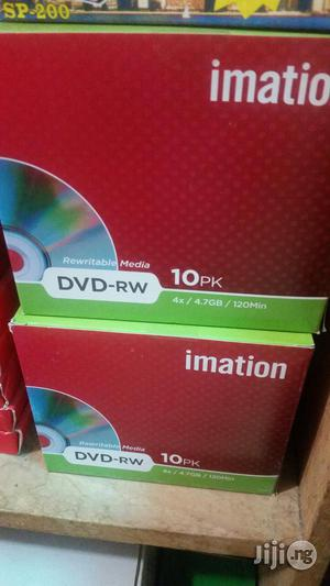 Imation DVD - Rewritable | CDs & DVDs for sale in Lagos State, Ikeja
