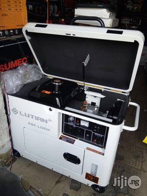 7.5 Kva Lutian Diesel Sound Proof Generator | Electrical Equipment for sale in Rivers State, Port-Harcourt