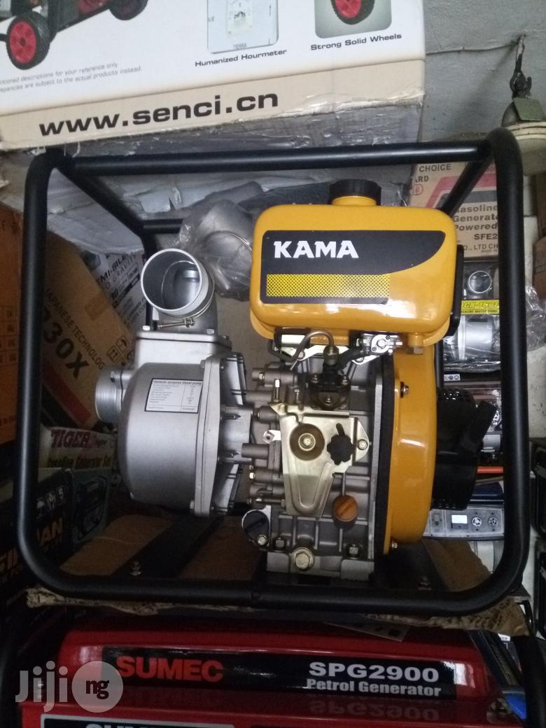 3 Inch Kama Diesel Water Pump