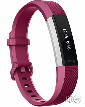 Fitbit Alta HR - Purple | Smart Watches & Trackers for sale in Lagos State