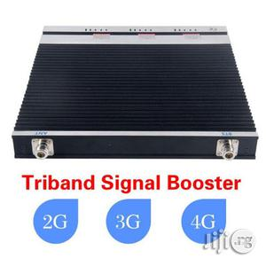 Hiphen Triband GSM Cell Phone Signal Repeater Booster Amplifier   Networking Products for sale in Benue State