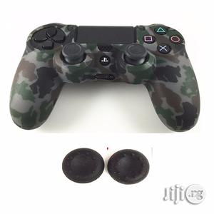 Camouflage Silicone Sleeve Cover For Playstation 4 Controller | Accessories & Supplies for Electronics for sale in Lagos State, Ikeja