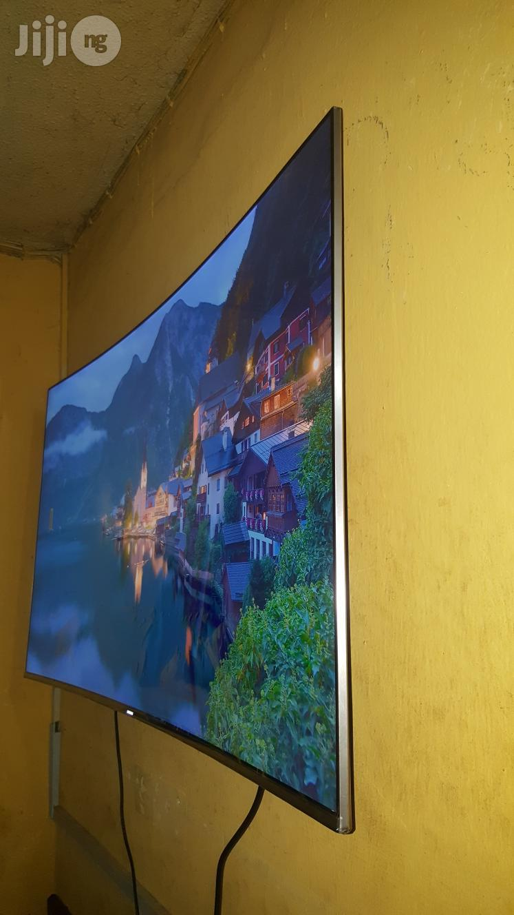 Archive: 55 Samsung Curved SUHD Quantum Dot UHD HDR 1000 Smart TV