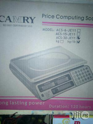 Camry Digital Scale 30kg   Store Equipment for sale in Lagos State, Ojo
