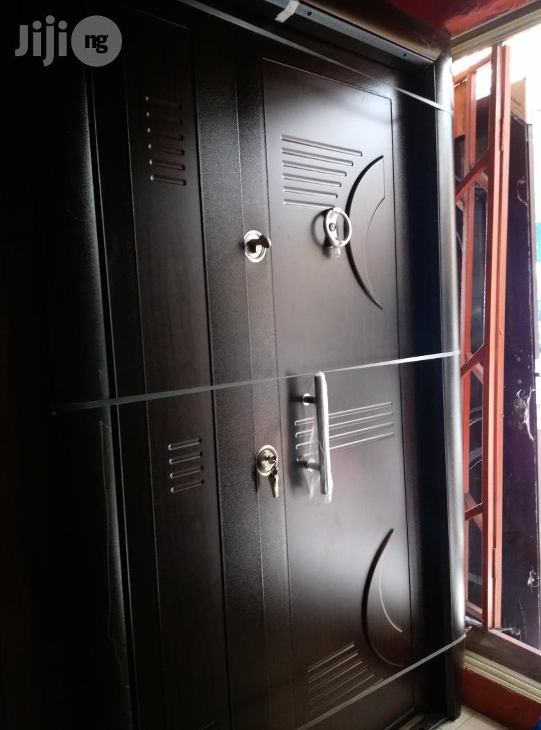 Turkey Security Door | Doors for sale in Lagos State, Nigeria