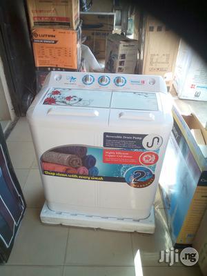 Scanfrost Washing Machine SFWMTTA | Home Appliances for sale in Abuja (FCT) State, Gwagwalada
