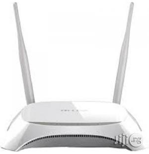 Tp-Link 3g/4g Wireless N Router (Tl-M3420) | Networking Products for sale in Lagos State, Ikeja