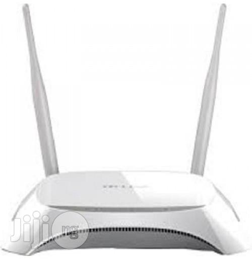 Tp-Link 3g/4g Wireless N Router (Tl-M3420)