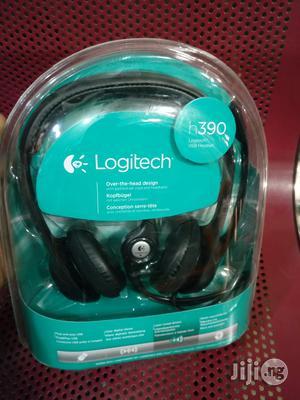 USB Logitech H390 Headphone | Headphones for sale in Lagos State, Ikeja