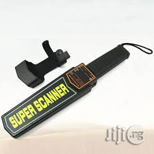 Hand Held Metal Detector (Super Scanner)   Safetywear & Equipment for sale in Abuja (FCT) State, Wuse