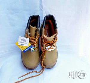 Light Brown Ankle Boots for Boys   Shoes for sale in Lagos State, Lagos Island (Eko)