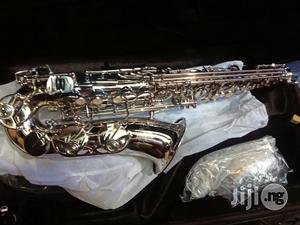 ARMSTRONG Alto Saxophone Silver/Gold,Original. | Musical Instruments & Gear for sale in Lagos State, Ojo