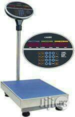 Digital Scale Camry Round Face 150kg