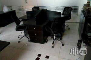 Workstation 4-Man | Furniture for sale in Lagos State, Yaba