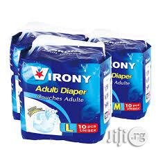 Virony Adult Diapers | Baby & Child Care for sale in Lagos State, Mushin