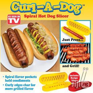 Curl-a-dog Hot Dog Slicer   Kitchen & Dining for sale in Lagos State, Surulere