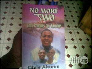 No More Two By Gbile Akanni   Books & Games for sale in Lagos State, Surulere