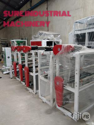 Nylon Film Sealing and Cutting Bag Making Machine | Manufacturing Equipment for sale in Lagos State, Ikeja