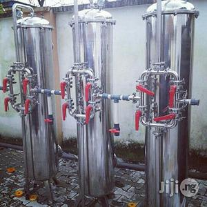 Imported Stainless Water Treatment Tank | Manufacturing Equipment for sale in Lagos State, Amuwo-Odofin