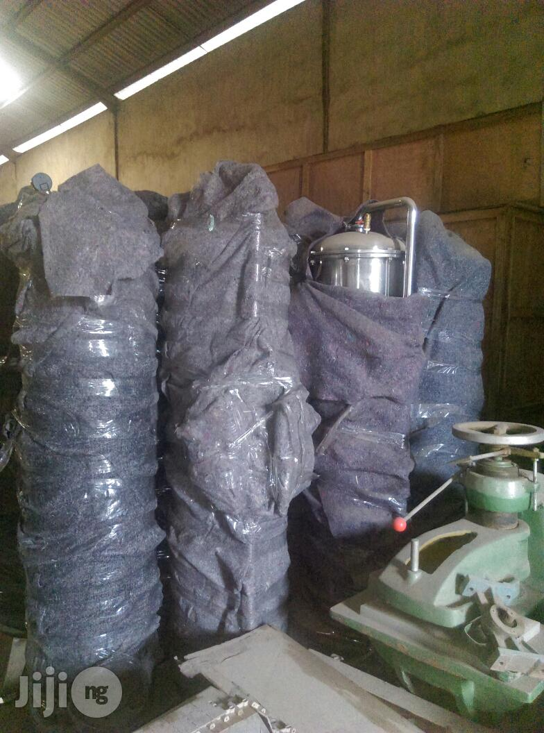 Imported Stainless Water Treatment Tank | Manufacturing Equipment for sale in Amuwo-Odofin, Lagos State, Nigeria