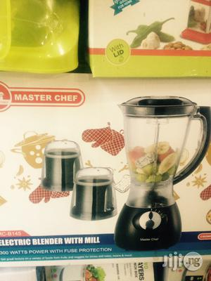 Master Chef Blender | Kitchen Appliances for sale in Abuja (FCT) State, Wuse